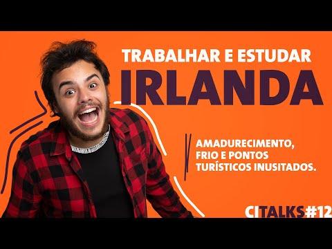 CI Talks #11 - Trabalhar na Irlanda