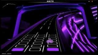 Dj Moondancer - All the way back - Audiosurf by Yoshi (Moondancer)