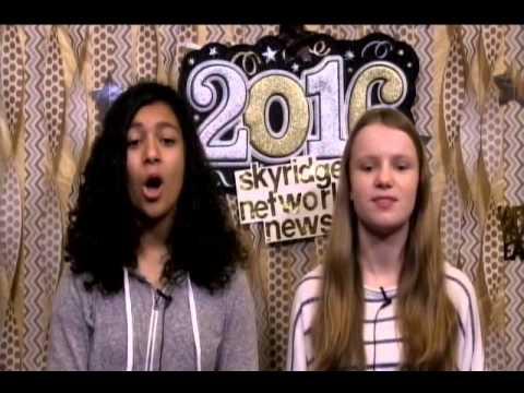 Skyridge Network News, S.N.N., 1-13-16