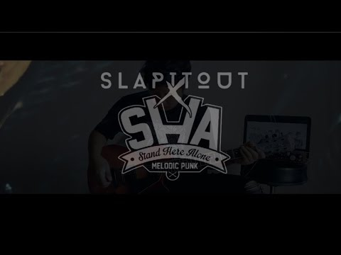 Stand Here Alone X Slap It Out - Pacífico - Guitar Cover | Ray Jhordan