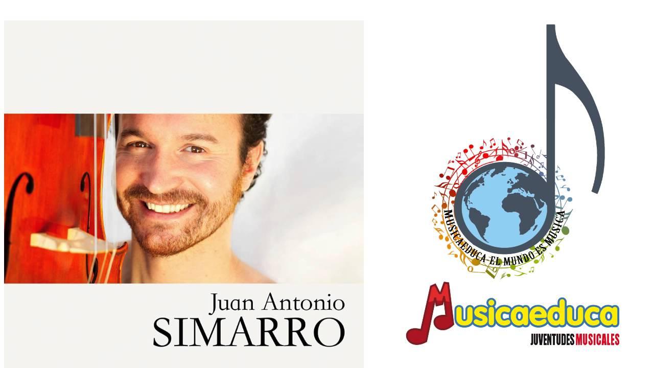 Entrevista a Juan Antonio Simarro en Sinfonía de la mañana de Radio Clásica