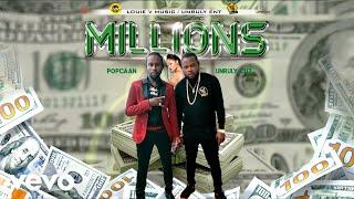 Unruly Cuz, Popcaan   Millions (Official Audio)