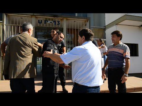 Profundizan vínculo entre el Municipio y el Servicio Penitenciario Bonaerense