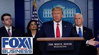 Live: Trump, Coronavirus Task Force hold press briefing