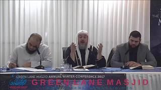 01: Shama'il Tirmidhi - Shaykh Abdullah al-Ubayd