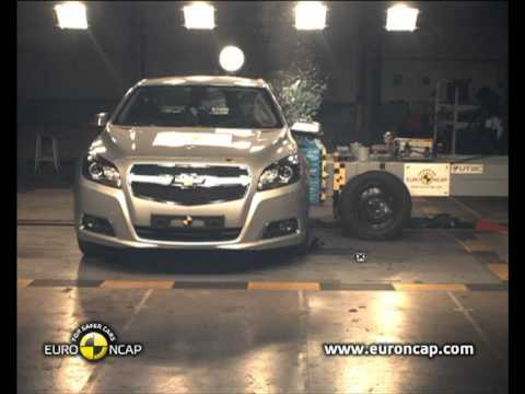 NCAP: Chevrolet Malibu