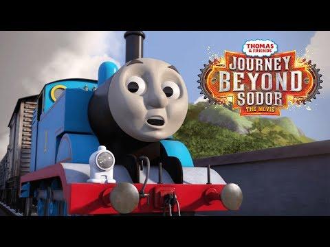 Thomas & Friends Journey Beyond Sodor Exclusive Sneak Peek | Journey Beyond Sodor | Thomas & Friends