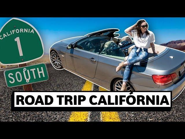 227e1b001ce A estrada mais bonita dos EUA! VLOG roadtrip Califórnia
