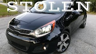 Purchased Another STOLEN Car From Copart Auto Auction |2014 Kia Rio Theft Recovery|