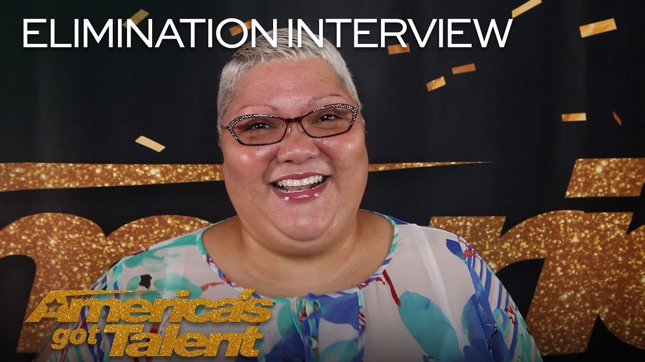 Elimination Interview: Christina Wells Speaks On Empowering Voices - America's Got Talent 2018 thumbnail