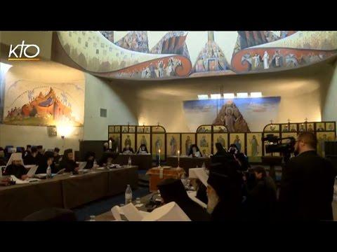 L'Orthodoxie, ici et maintenant - mars 2016