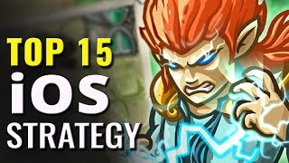 Top 15 Best iOS Strategy Games