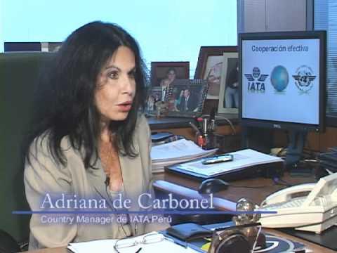 Entrevista al Country Manager y representante legal de IATA en el Perú.