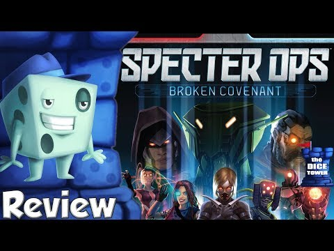 Specter Ops: Broken Covenant Review - with Tom Vasel