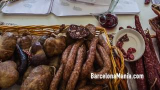 Spain Food from BarcelonaMania.com