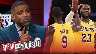 Cuttino Mobley talks Lakers win vs. Celtics & Pelicans shouldn't sit AD | NBA | SPEAK FOR YOURSELF