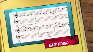 "Imagine Dragons - ""Demons"" - Sheet Music ""Easy Piano"""