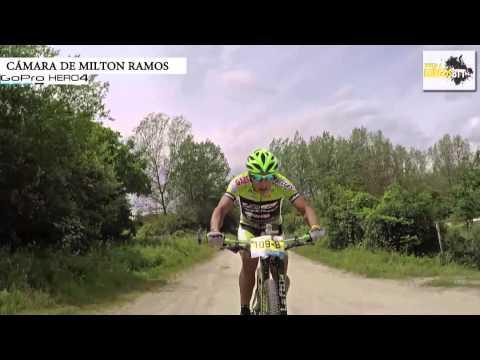 RESUMEN - 1 Etapa Vuelta Burgos BTT 2015 - Villasur de Herreros