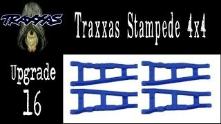 Replacing An A Arm On Traxxas Stampede 4x4 VXL - Susan Millard