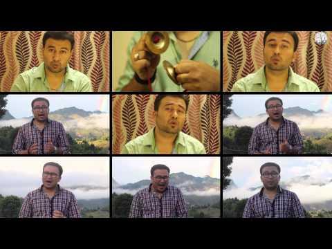 Accapella arrangement of a famous Folk melody from Uttarakhand