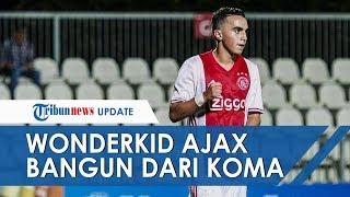 Pemain Ajax Abdelhak Nouri Telah Sadar seusai Alami Koma selama 2,9 Tahun