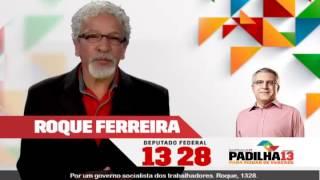 ROQUE FERREIRA 13 28 DEPUTADO FEDERAL