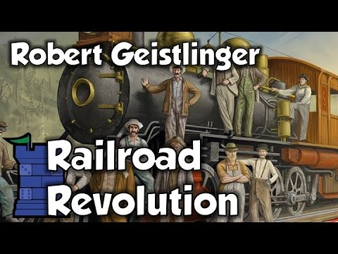 Railroad Revolution Review - with Robert Geistlinger