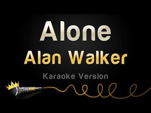 Alan Walker - Alone (Karaoke Version)