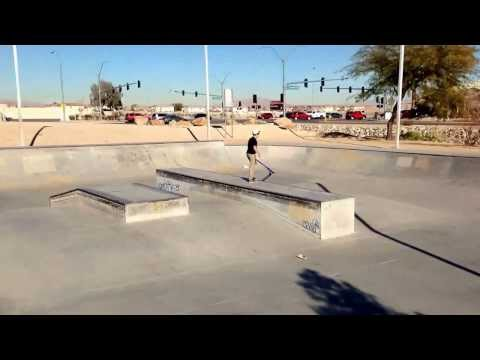 Silverado Ranch Skate park review