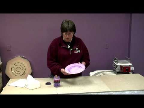 How to Use Kiln Wash | Delphi Glass