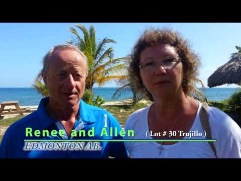 NJOI BEACH RESIDENCES TRUJILLO HONDURAS July 2014