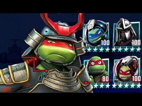 Ninja Turtles Legends PVP HD Episode - 450 #TMNT