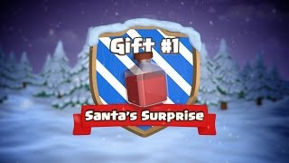 Clash of Clans | Santa