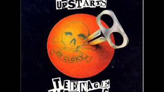 angelic upstarts-never again
