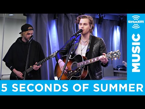 """5 Seconds of Summer - """"Youngblood"""" Acoustic [LIVE @ SiriusXM]"""