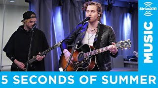 "5 Seconds Of Summer   ""Youngblood"" Acoustic [LIVE @ SiriusXM]"