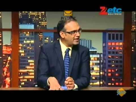 Aditya Roy Kapur With Komal Nahta (видео)