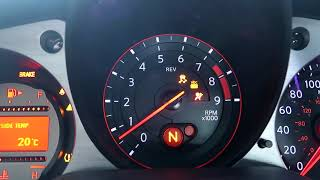 Removing Nissan 370Z VDC and Slip Traction Control