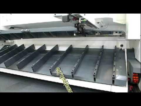 Practica Deratech CNC Shearing Machine