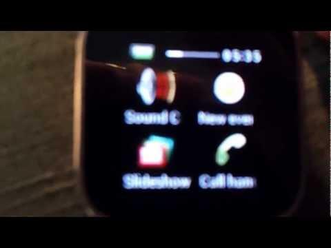 Video of Sound Check