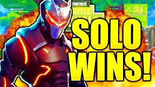 HOW TO SECURE MORE SOLO WINS FORTNITE TIPS! HOW TO WIN LATE GAME HOW TO GET BETTER AT FORTNITE TIPS!