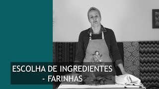 Ingredientes: Farinhas l Janaina Calonga
