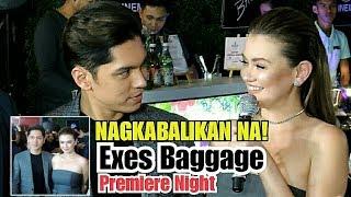 CARGEL   Exes Baggage Premiere Night - Angelica Panganiban & Carlo Aquino