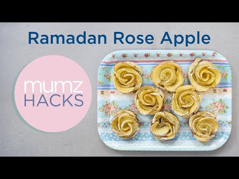 Ramadan Rose Apples