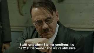 Hitler finds out the world didn't end