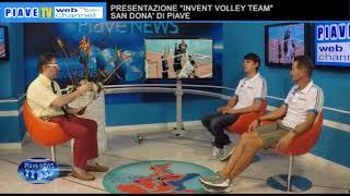 """Presentazione """" Invent Volley Team"""" San Donà Di Piave"""