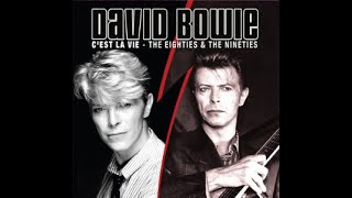 BOWIE ~ TRYING TO GET TO HEAVEN ~ DYLAN COVER 1998