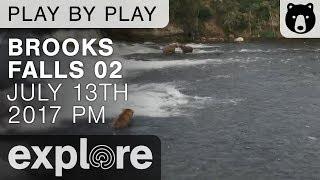 Brooks Falls 02 - Katmai National Park - July 13th, 2017