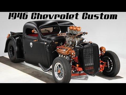 Video of '46 Custom - PZMO