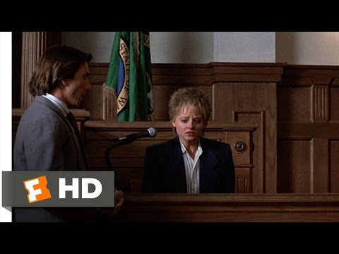 the accused  the accused 8 9 movie clip on the stand 1988 hd